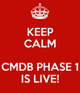 keep-calm-cmdb-phase-1-is-live-1